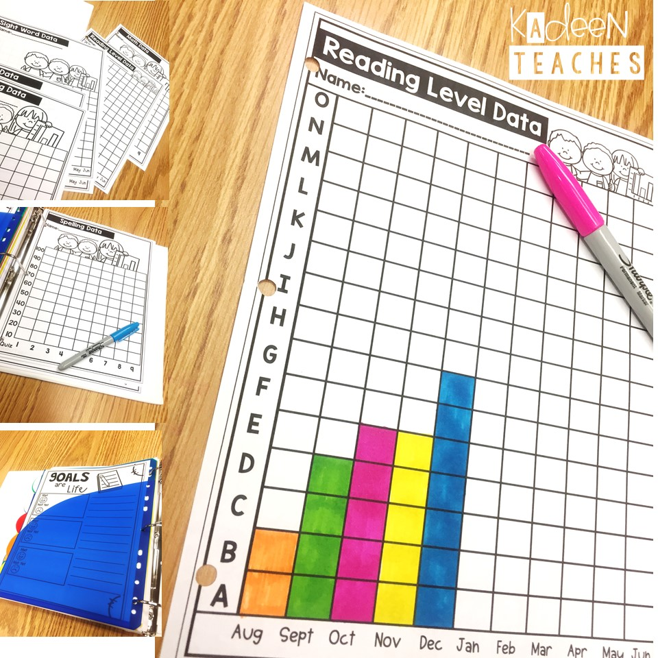 ALL-IN-ONE STUDENT BINDERS